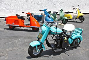 Moped blog