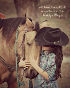 littlegirlhorse